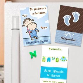 Souvenirs Nacimiento - Bautismo - Primer Añito - Shower Nene