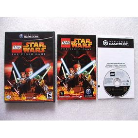 Game Cube: Lego Star Wars Original Americano Completo! Raro!