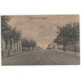 Postal Calle Santa Fe / Posadas - Misiones 1908 / Gruter