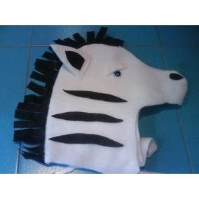 Disfraz Cebra Animales Animalitos Niños Fiesta Concert