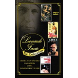 Leonardo Favio De Coleccion Pack Con 4 Dvd