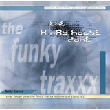 X Ray House Zone Volum 1 Funky Trax Cd House Usa En La Plata