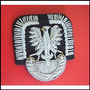 Fuerza Aerea De Polonia Escudo De Gorra Bordado