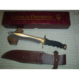 Cuchillo Muela Made In Spain - 85-180 - Acero Inox
