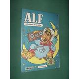 Libro Pintar Alf Extraterrestre Aventuras Luna Norte 1988