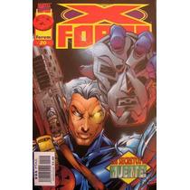 X-force Serie Regular Nºs 1-29; Ed. Forum