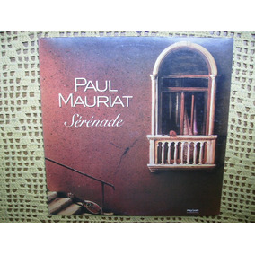 Paul Mauriat / Serenade - Lp De Vinilo Promo