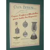 Publicidad - Casa Belluni Copas Trofeos Medallas Deportivas