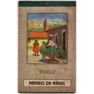 Un Regalo De Cumpleaños Original!!! Almanaque 1967