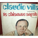 Claudio Villa Te Chiamme Angela Simple C/tapa Italiano Pro