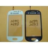 Tela Samsung Touchscreen S6810 S6812 Preto Cr10,00+5