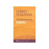 Libro Naranja-osho-meditaciones-nuevo Pocket-