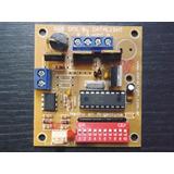 Controladora Piso De Leds Dmx 4 Canales - Rgb + Strobo