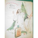 Publicidad Antigua Atkinsons Perfumes Colonia Dama Frasco 1
