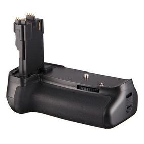 Battery Grip Canon 60d 7d Para Duas Baterias Pronta Entrega