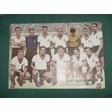 Poster Lamina Futbol Equipo Club Huracan Sub Campeon 1939