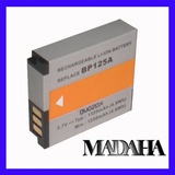 Bateria P/ Samsung Ia-bp125a Hmx-qf20 Q20 Q200 T10 Q10 M20