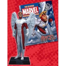 Miniatura Marvel Anjo - Eaglemoss