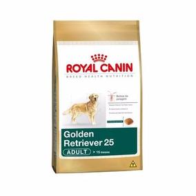 Ração Royal Canin Golden Retriever 25 - 12kg + Brinde