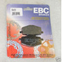 Pastillas De Freno Ebc Fa101 Xt225/ybr 125 China/ Nacional