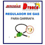 Regulador De Gas Para Garrafa 10kg Dtools Ferreteria