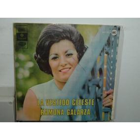 Ramona Galarza La Vestida Celeste India Vinilo Argentino
