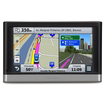 Gps Automotivo Garmin Nuvi 2417 4,3 Polegadas E Bluetooth