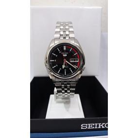 Seiko 5 Automático 21 Jewels Snk375b1 + Frete
