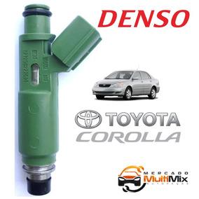 Bico Injetor Toyota Corolla Fielder 1.8 23250-22040 Denso