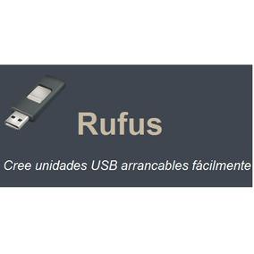 Rufus Para Crear Unidades Usb Booteables Para Formatear