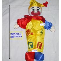 Piñon Fijo Muñeco Tela 45cm El Mas Grande Y Lindo Tribilinbb