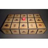 30s Antigua Bombonera Caja Disney Mickey Popeye Olivia Crow