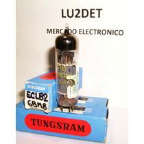 Valvula Electronica Ecl82 / 6bm8 Nos, Nib, Tungsram