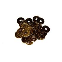 Monedas Feng Shui Atraen Dinero Y Prosperidad