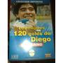 Dvd Los 120 Mejores Goles De Diego Maradona 0k