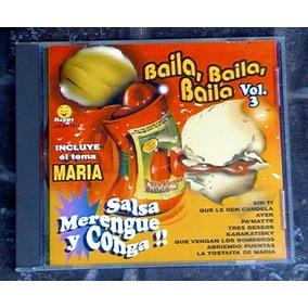 Baila, Baila, Baila Vol.3 - Salsa, Merengue Y Conga