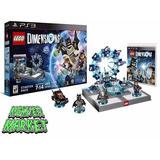Lego Dimensions Starter Pack Ps 3 71170 En Español