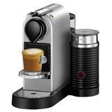 Cafetera Nespresso Citiz&milk Refresh Silver + 16 Cáp Regalo