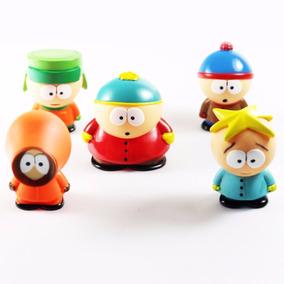 South Park Cinco Bonecos Coleção!