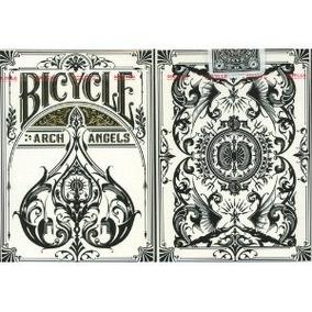 Cartas Naipes Bicycle Archangels Originales Cerradas