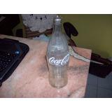 Antigua Botella De Coca Cola Año 68 3/4 Litro