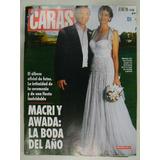 Revista Caras 2010 Boda Macri Awada Jasmin Laport