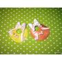 10 Souvenirs Nacimiento Baberos Porcelana Fría Narartesana