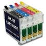 Cartuchos Para Epson Recargables Xp 201 Xp 401 Xp211