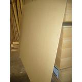 Placa Mdf Fibrofacil 3mm 1,83 X 2,60 Mts - Iva Incluido