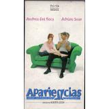 Apariencias Adrian Suar Fabio Posca Andrea Del Boca Vhs