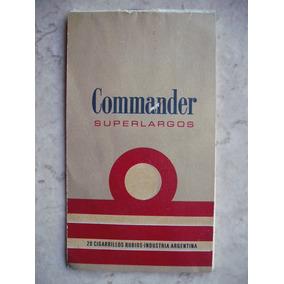Commander Anotador