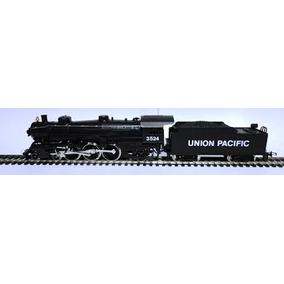 D_t Mehano Locomotora Vapor 4-6-2 Union Pacific