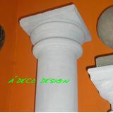 Columna Cemento Recta Lisa 2.60 Dorica Ormigon Construccion