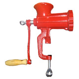 Picadora De Carne De Fundición N° 10 Máquina De Picar Muzza